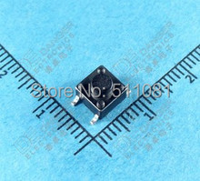 100PCS 6x6x5mm smd 4pin Tactile Push Button Switch Square Knobs,touch switch 6*6*5mm IC