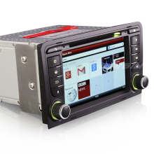 "7"" Special Car DVD for Audi A3 2003-2011 & S3/RS3/RNSE-PU with External WCDMA 3G Dongle Support & 500GB Mobile Hard Disk Support"