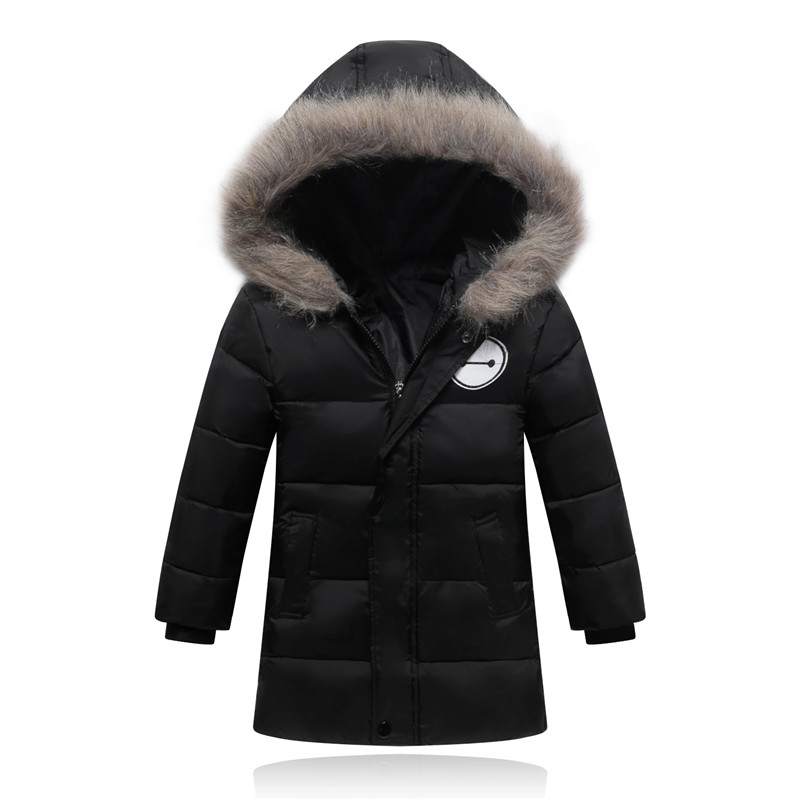 Childrens clothing winter cotton-padded jacket down cotton wadded warm jacket thickening boys girls thicken Hooded down coatОдежда и ак�е��уары<br><br><br>Aliexpress