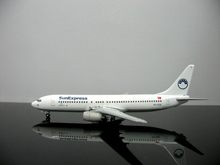 Special offer Out of print StarJets 1: 500 Turkish Airlines 737 TC-SUB alloy aircraft model Favorites Model(China)