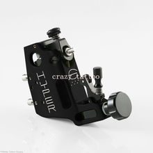 Newest Stigma Hyper V3 Rotary Tattoo Machine For Shader and Liner With High Quality Black Tattoo Machine Free Shipping
