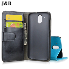 Leather Case For HTC Desire 526 526G 526G+ 326 326G case Stand flip Cover for HTC Desire 526G Dual Sim Phone Bag&Window