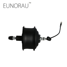 hot sell 48V500W DGW25 brushless rear fat bicycle hub motor 40km/h electric bicycle motor(China)
