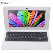 10.1 Inch notebook Android laptop HDMI Laptop inch Quad Core Android 5.0 HDMI Wi-fi Mini Netbook Bluetooth RJ45(China)