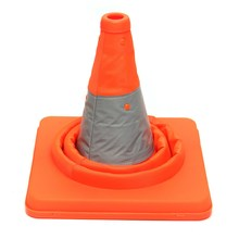 Folding Collapsible Orange Road Safety Cone Traffic Pop Up Parking Multi Purpose(China)