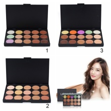 Makeup 15 Colors Contour Palette Face Cream Makeup Pallete Naked Palette maquiagem paleta de sombra Concealer Foundation Beauty