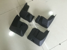For Subaru Outback 2015 2016 Mud Flaps Splash Fender Guard 4pcs For Subaru Outback 2015 2016(China)