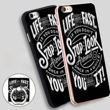 Trendy Hipster  Soft TPU Silicone Phone Case Cover for iPhone 5 SE 5S 6 6S 7 Plus