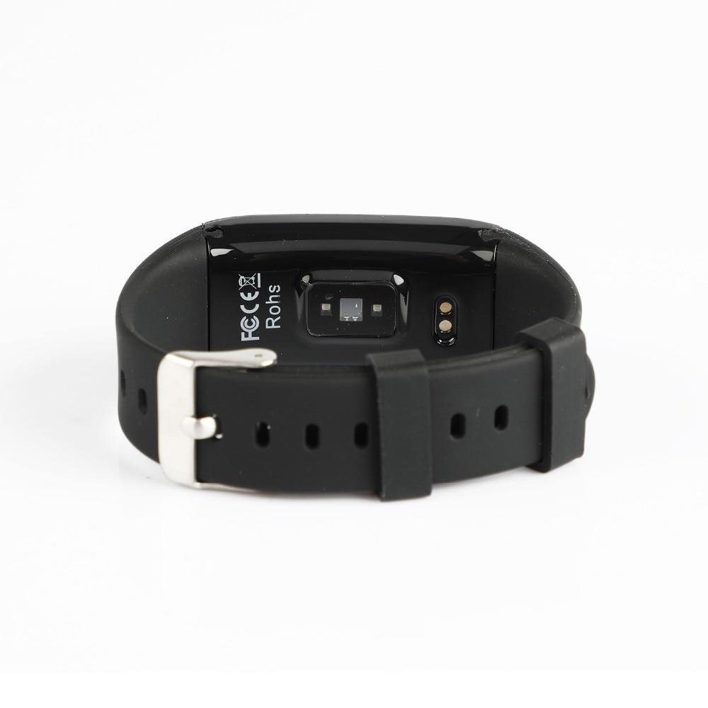 Waterproof Android Pedometer + Blood Pressure & Heart Rate Monitor Wrist Watch 33