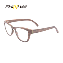 eye glasses frames for women optical frame designer brand new wood frames womens eyewear glasses brand 6118