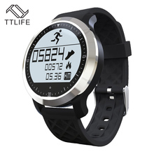 TTLIFE Brand High Quality Waterproof Fashion Sport reloj inteligente New product Touch Screen Smart Watches for android IOS