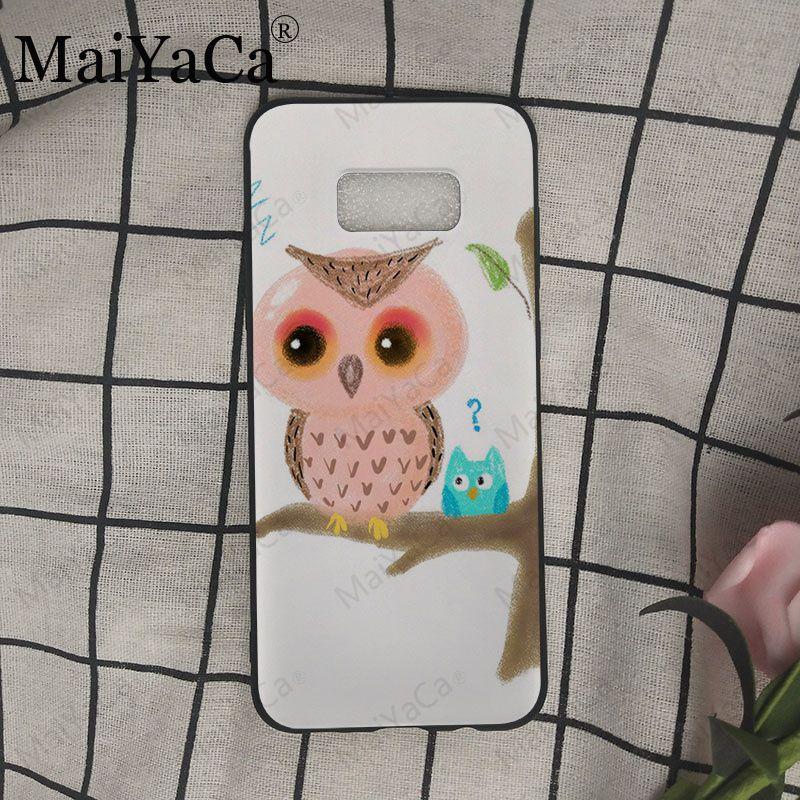 cute lovely owl animal