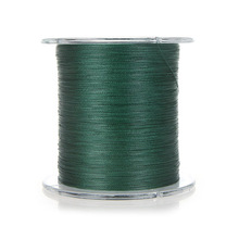 2 x 300M 30lb Dyneema braided fishing line green(China)