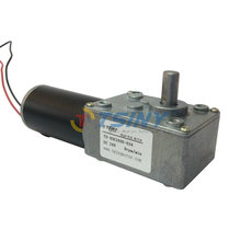 TSINY Metal Gear Motor 24V DC Geared Motor High torque 8 RPM Low Speed Manufacturers sales(China)