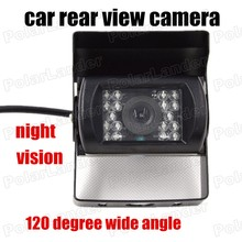 Factory Selling 120 Degree wide angle Night vision Car Rear View Camera Bus Truck rear Camera vehicle reverse camera 12-24V