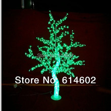 LED maple tree lamp 1.5 M simulation tree landscape tree for Christmas