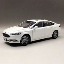 Brand New 2017 1/18 Alloy Ford Mondeo Fusion Diecast Model Car Alloy Model Car For Baby Gifts Toys collection