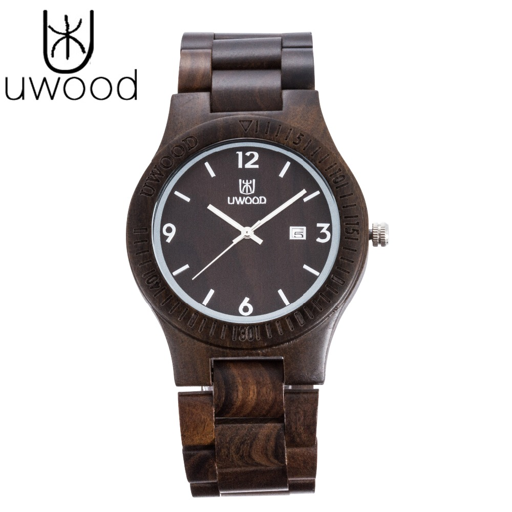 2016 Top Brand Wooden Watch Men Women Fashion Dress Watch Business Casual Designer Wood Watch Clock In Cheap Price<br>