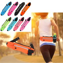 Waterproof Sport Arm Band Case For Zte Blade V7 Lite Meizu U10 Pro 6 Lumia 640 Running Gym Mobile Phone Accessory Belt Pouch Bag(China)