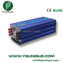 3000W Power Inverter Pure Sine Wave Inverter12/24/48V to 120/220V,Run A Fridge
