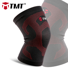TMT volleyball basketball Knee sleeve brace Protector Breathable Elastic Kitted knee pads brace Sports Safety prevent patella(China)