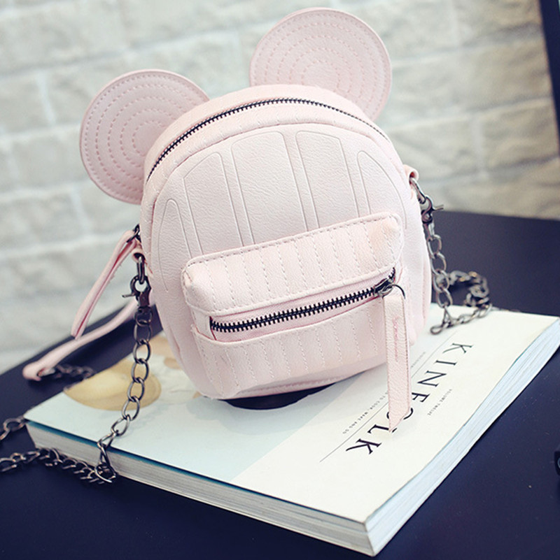 New Arrival Cool Small Messenger Bag PU leather Mini Chain Bag Creative shape Cute Shoulder Bag 3 Colors Free Shipping HBC58<br><br>Aliexpress