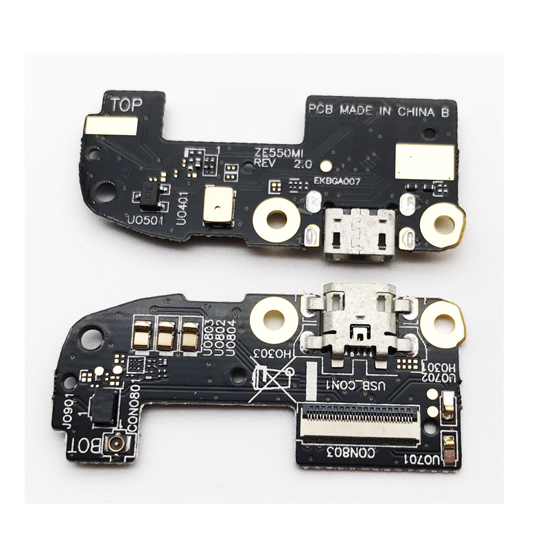 New ASUS Zenfone 2 ZE550ML ZE551ML USB Charging Port Dock Connector Data Transfer Board Mic Microphone Flex Ribbon Cable