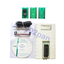 TNM2000+ USB nand flash programmer+TSOP56 zif socket adapter,nand flash Universal IC Programmer Support Windows XP/Vista/7/8(China)