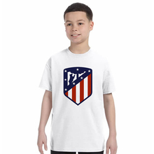 Atletico De Madrid Kids T-shirt Football T Shirt for Boys Children 2017 Summer Kids Boys Clothes Tshirt Baby Tops Tees Jersey(China)