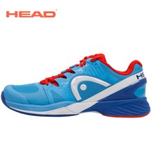 HEAD Top Quality Tennis Shoes For Men Breathable PU Leather Sneakers Plus Size 39-45 Men Sport Shoes Athletic Tennis Shoes(China)