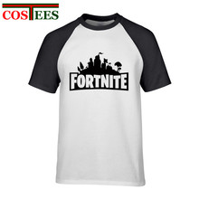Buy Fortnite T-shirt Summer Fashion Plus Size Male Fortnite tshirt Camisetas short sleeve printed Tees casual mens crew neck t shirt for $7.47 in AliExpress store