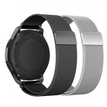 22mm 20mm 18 For Samsung Gear sport S2 S3 Frontier Classic Band huami amazfit bip Strap huawei GT 2 galaxy watch active 42 46mm(China)