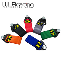 WLRING- High Strength JDM OMP Towing Rope Nylon trailer Tow Ropes Universal Racing Car Tow Eye Strap Tow Strap Bumper Trailer