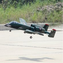 Dynam A-10 Thunderbolt II Green 1080mm Wingspan EPO 64mm EDF Jet RC Airplane PNP(China)