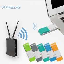 Colorfu Portable Size 150Mbps U001 Wireless WIFI USB Flash Drive Mini OTG USB Flash Drive OTG U disk USB Adapter 8G 16G