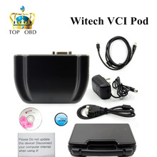 Top selling for Chrysler Diagnostic Tool wiTECH VCI POD for Chrysler wiTECH V13.03.38 Support Multi-Language