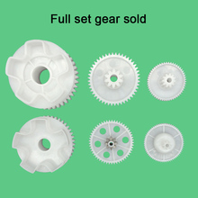 Children electric car motor gear 5 plum,rc car toy car 550 motor gear box gear,baby motorcycle 390 metal gear