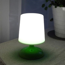 Practical Solar Lights Table Lamps Indoor Potted Night Eye Protection LED Lights Lamp Led Solar Light