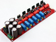 TDA7294 + LM3886 5.1 -channel pure AMPLIFIER power amp board