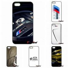 For Xiaomi Redmi Note 2 3 3S 4 Pro Mi3 Mi4i Mi4C Mi5S MAX iPod Touch 4 5 6 For BMW M3 M5 Logo Cell Phone Case Cover Coque(China)