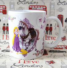 100% official Princess Mug 350ml for collection cute mug