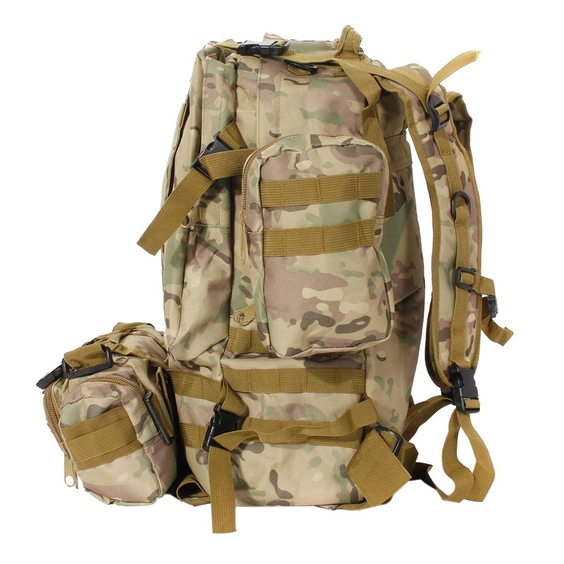 Army Backpacks Backpack 55L 3D Molle Backpack multifunctional trekking backpack for  travel<br>