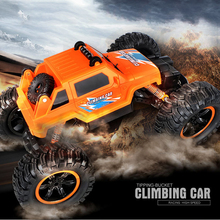 RC Car 2.4G 4CH 4WD Rock Crawlers 4x4 Driving Car 1:12 Electric Remote Control Trucks Climbing Cars Toy Remote Control For Kid(China)