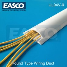 EASCO PVC Electrical Round Wiring Duct