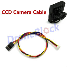 Sony CCD FPV Camera Transmitter OSD cable wire connector