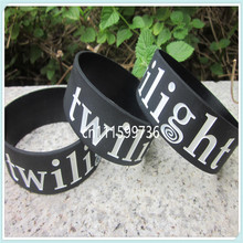 Twilight Bracelet Wristband from Movie Saga Breaking Dawn New Moon Movies,free shipping