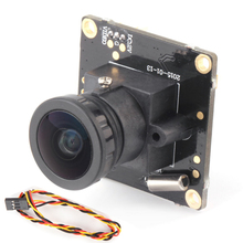 1 set HD 700TVL CCD OSD D-WDR Mini CCTV PCB FPV Tiny Wide Angle Camera 2.1mm Lens NTSC or PAL(Optional)