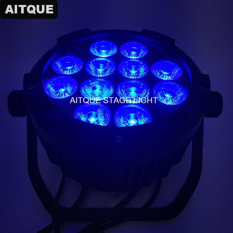 12pcs led par light