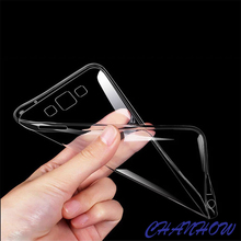 Transparent Silicon Case for Samsung Galaxy Grand Prime G531 S3 S4 S5 S6 S7 Edge J1 J3 J5 J7 A3 A5 2016 Grand Neo I9060 Fundas(China)