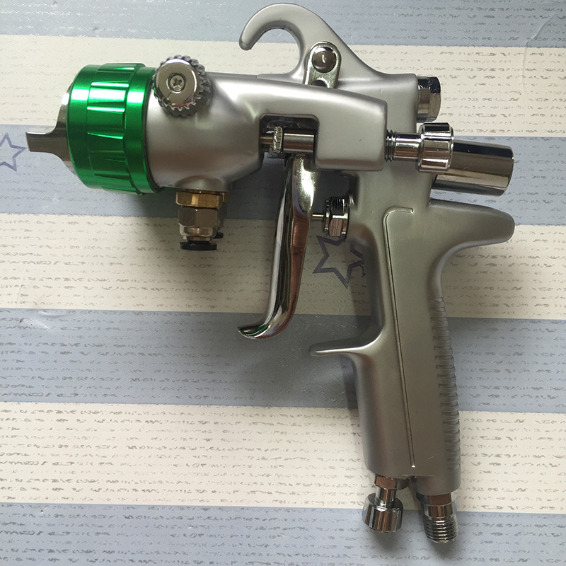 SAT1189 hot air gun chrome paint gun wall painting furniture air gun for painting airbrush pneumatic machine tools<br><br>Aliexpress